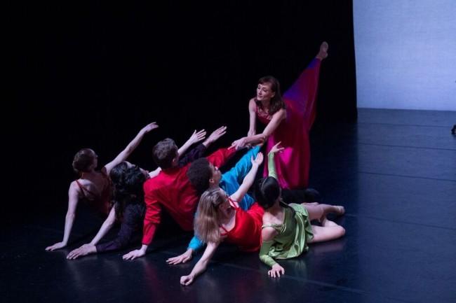 "New York Theatre Ballet ""Antique Epigraphs"" / Photo: Rachel Nelville"