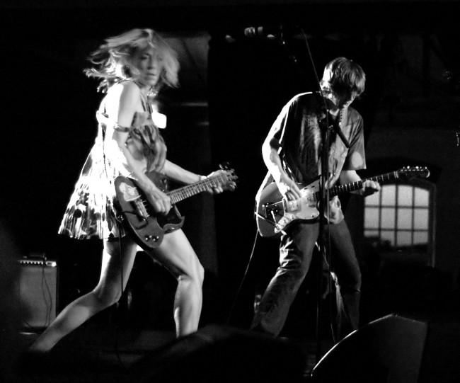 Kim Gordon, Sonic Youth  ©Anders Jensen-Urstad/Flickr