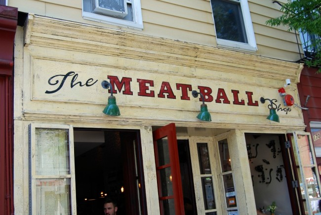 The Meatball Shop| © Nick Amoscato/flickr