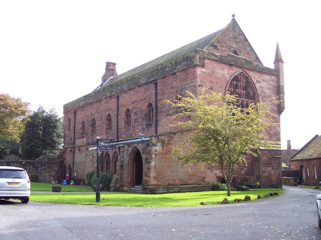 The priory at Carlisle Cathedral | © Raymond Knapman/WikiCommons
