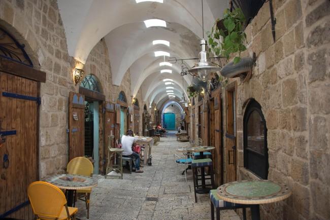 Turkish Bazaar in Akko | xiquinhosilva/Flickr