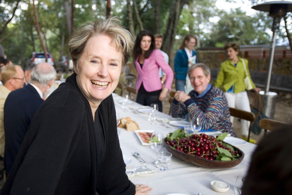 Alice Waters © David Sifry/Wikimedia