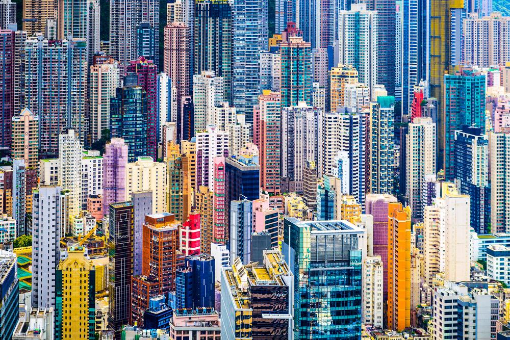 Hong Kong © Sean Pavone/Shutterstock