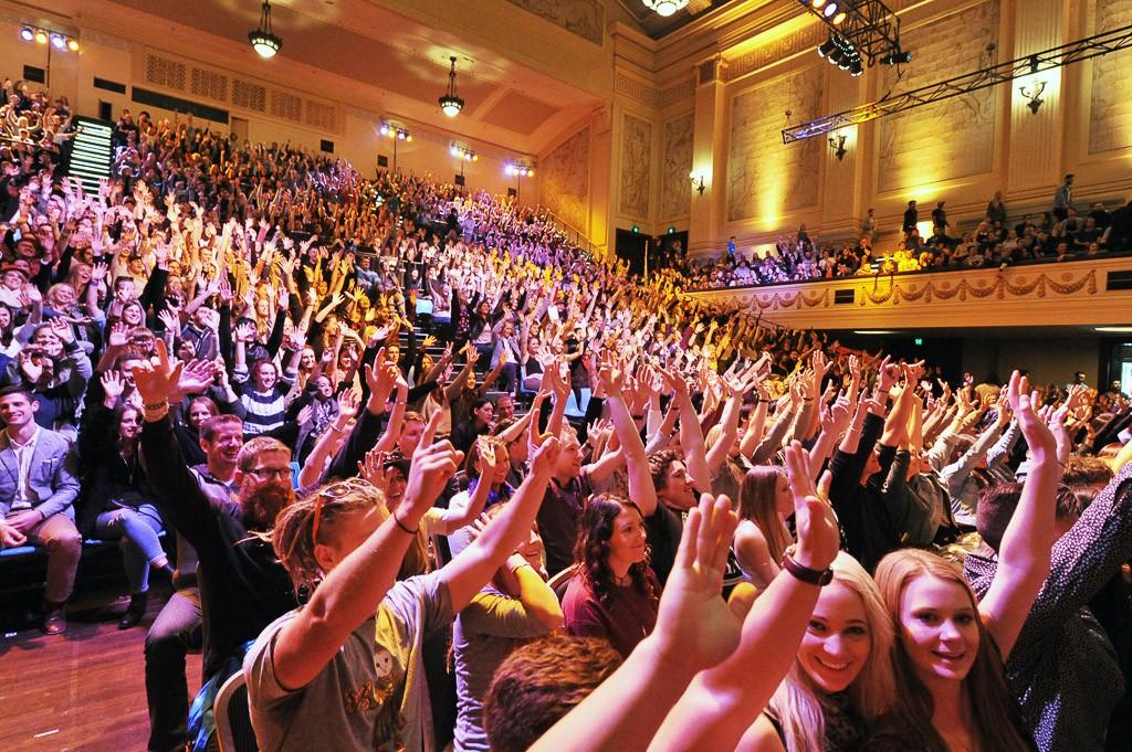 Image courtesy of Melbourne International Comedy Festival, © Jim Lee