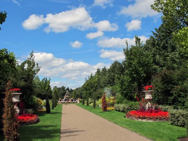 Avenue Gardens, Regent Park | © Seanfoneill / Flickr