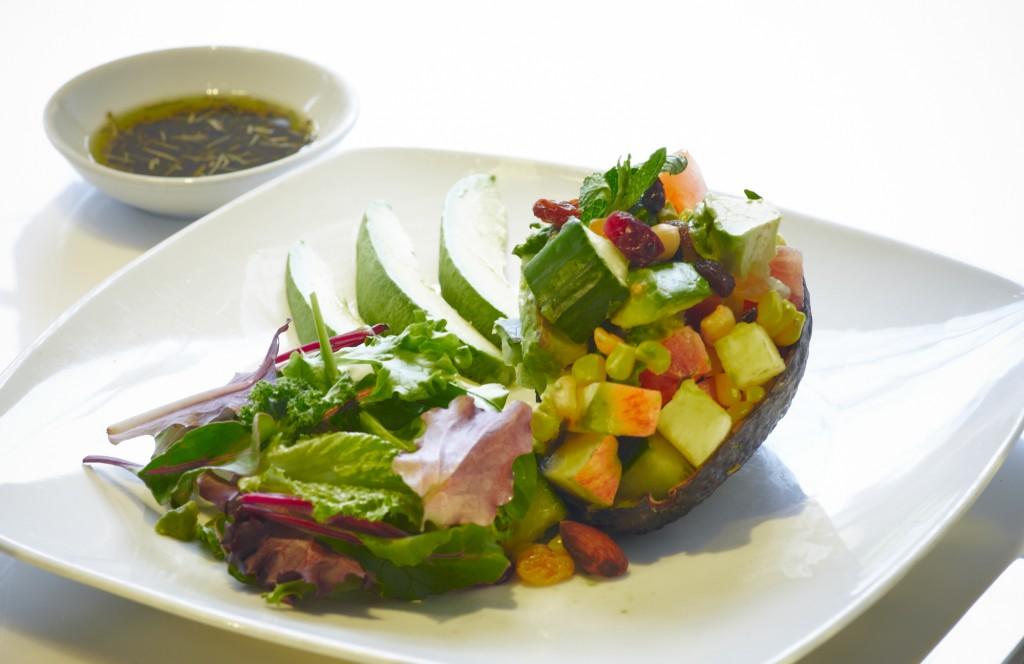 Avocado Salad | Courtesy of Annapurna