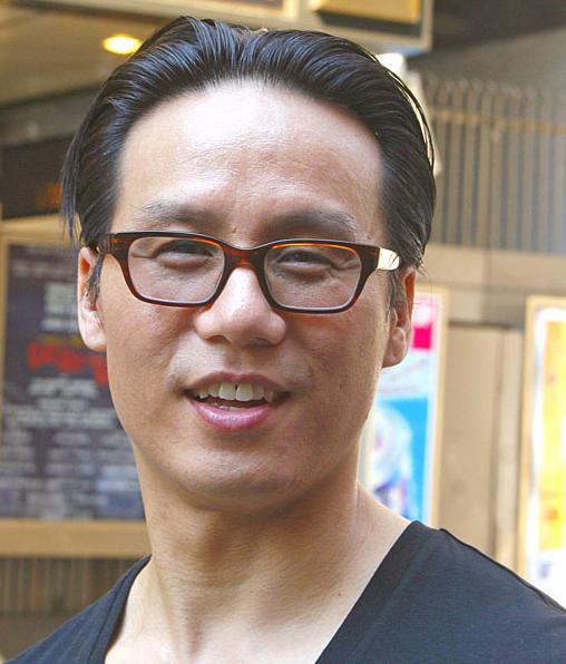 B.D. Wong © Paul Rudman/Wikimedia