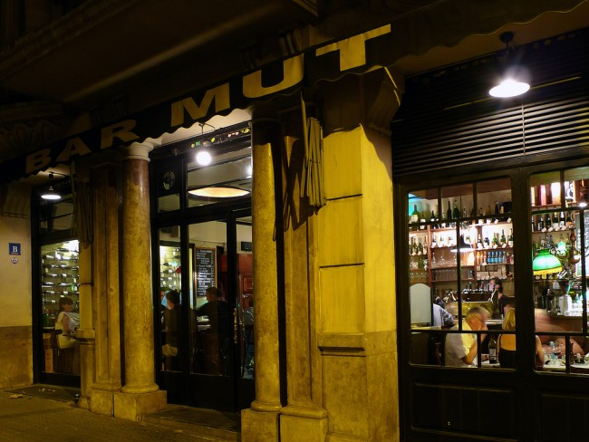 Bar Mut | © pixonomy/Flickr