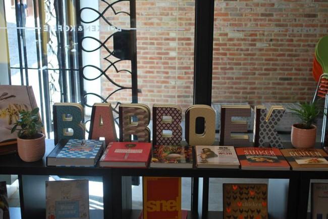 Barbóék in letters | Courtesy of Barbóék