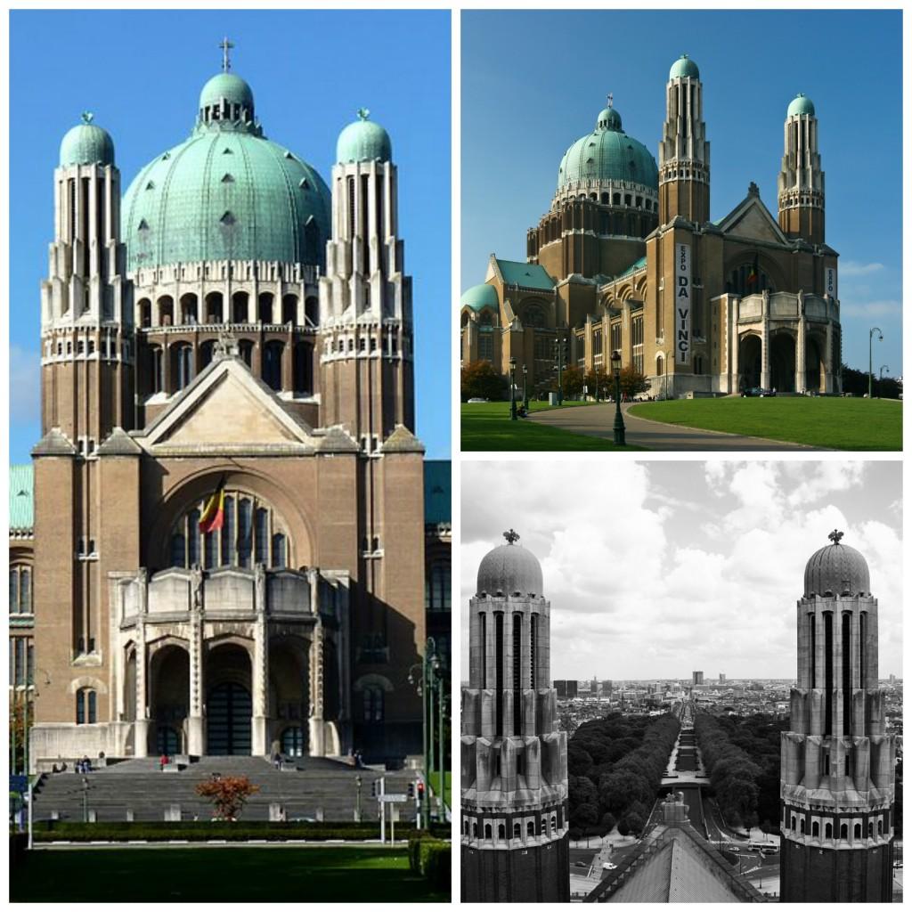 Basilica of the Sacred Heart | © Dudva/Wiki Commons | © Markus Koljonen (Dilaudid) /WikiCommonst | © Chrstian Stock/Flickr