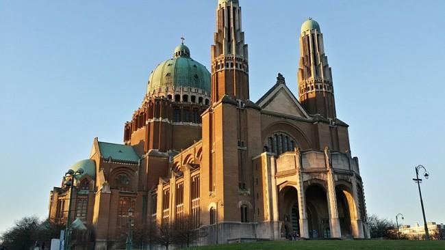 Basilica of the Sacred Heart at Koekelberg, Brussels, Belgium |WikiCommons