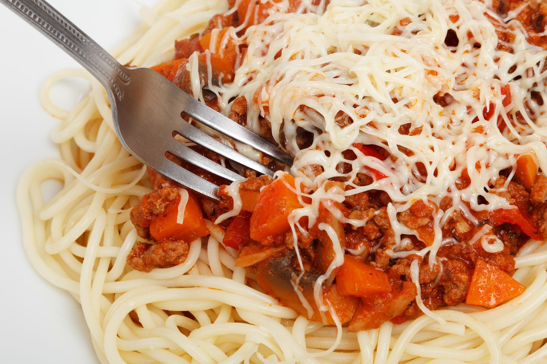 Spaghetti   © PublicDomainPictures/Pixabay
