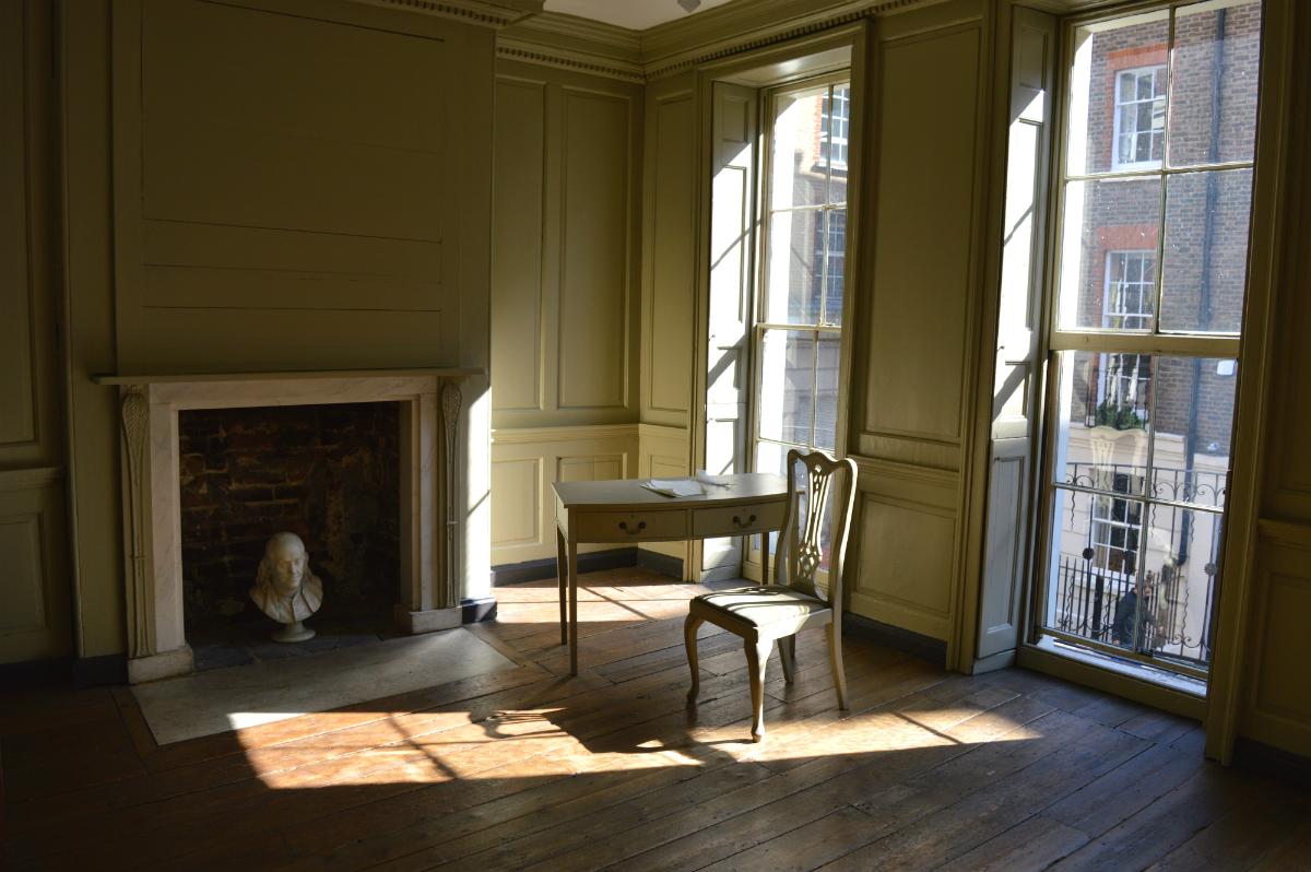 Benjamin Franklin House, London