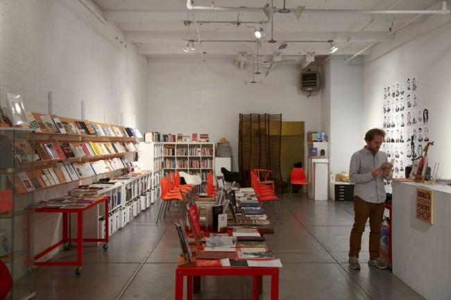 Berl's Poetry Shop |© Jefffrey Brandsted