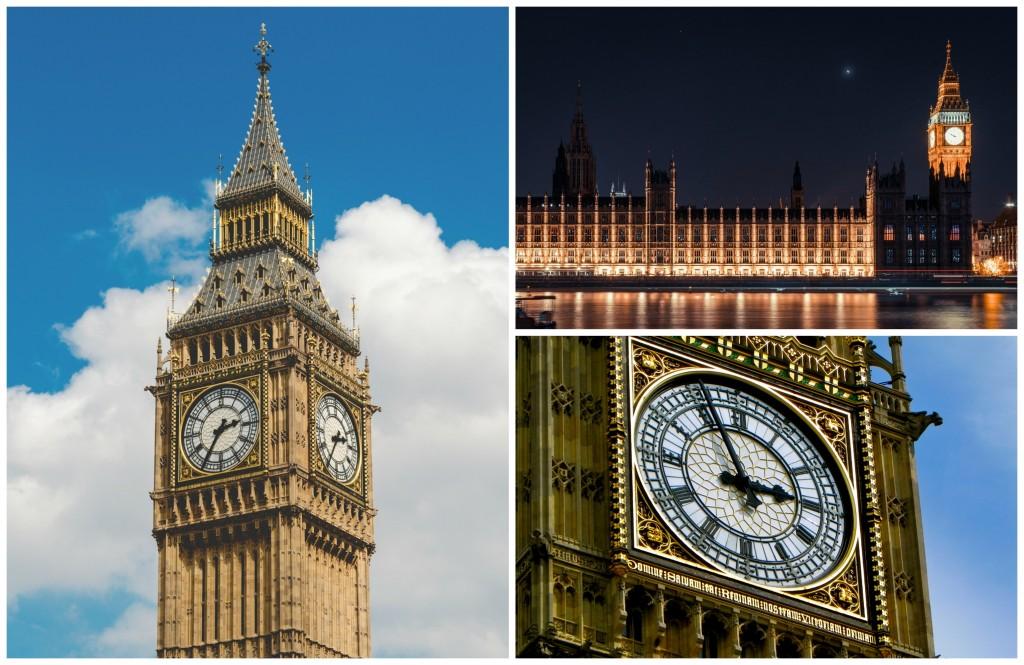 Big Ben   © Henry Be / Unsplash   © Marlon Maya / Unsplash   © Unsplash / Pixabay