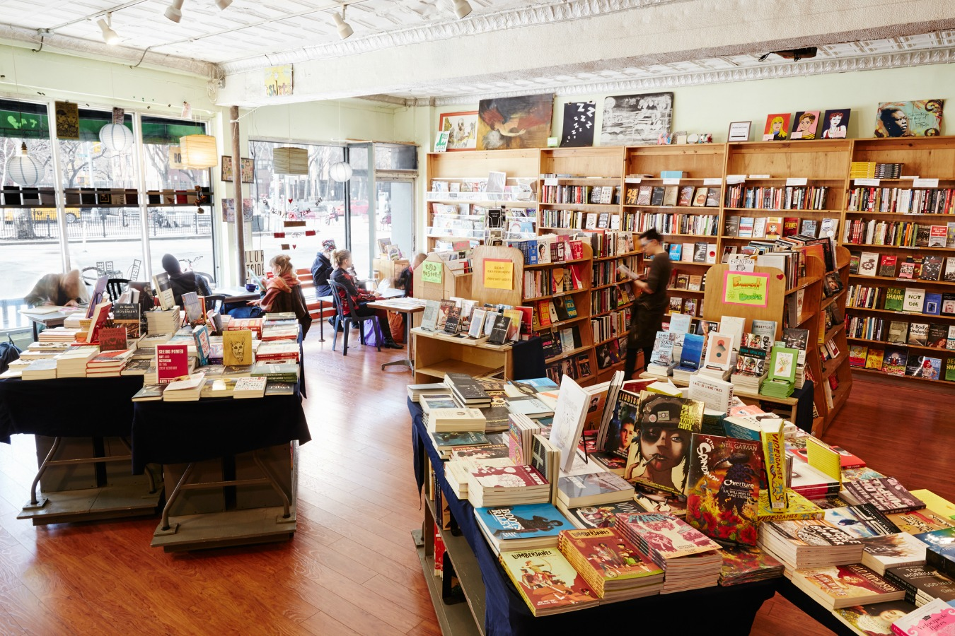 10 Specialty Bookstores In Nyc