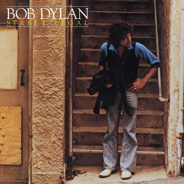 Bob Dylan Street Legal Tour