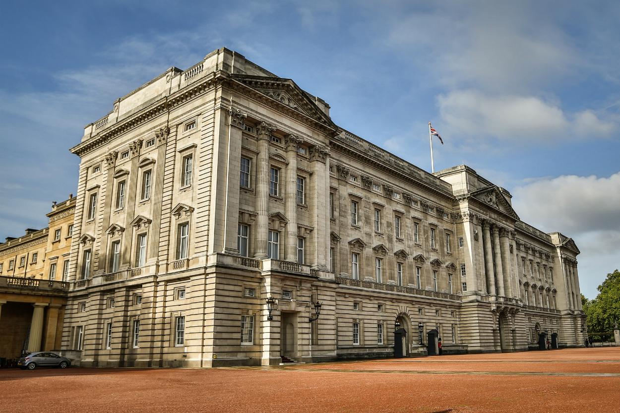 . The History Of Buckingham Palace
