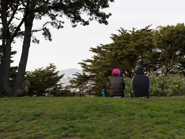 Buena Vista Park © Eugene Kim/Flickr