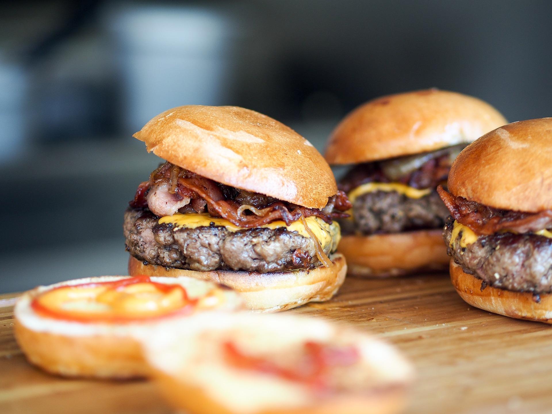 Gourmet Burgers | © Unsplash/Pixabay