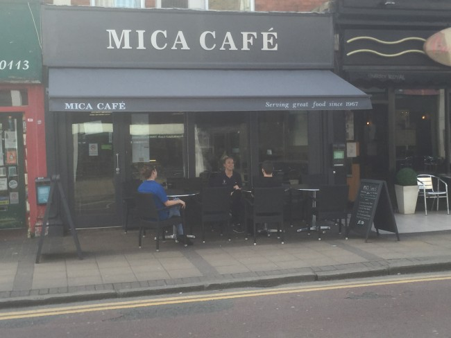 Mica Café | Courtesy of Mica Café
