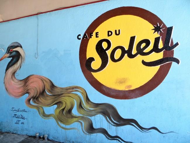 Cafe du Soleil © torbakhopper/Flickr