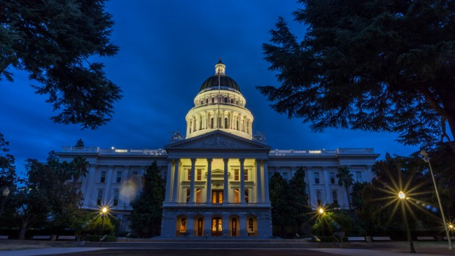 California State Capitol Building © Jeff Turner/Flickr
