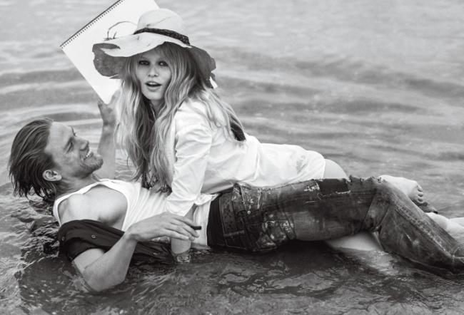 Vogue US December 2014 ©Bruce Weber