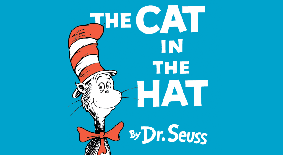 The Cat in the Hat cover ©Random House
