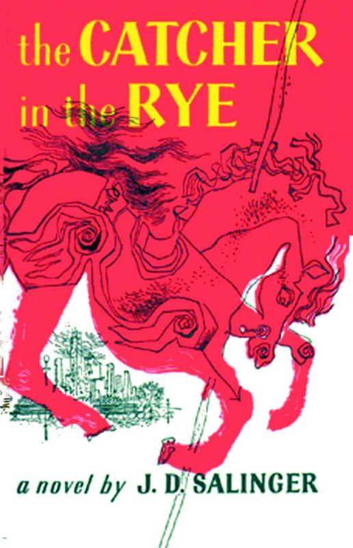 catcher-in-the-rye-cover| © samhsloan@gmail.com/flickr