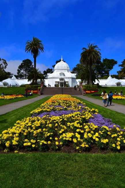 Conservatory of Flowers © Gardens & Flowers/Flickr
