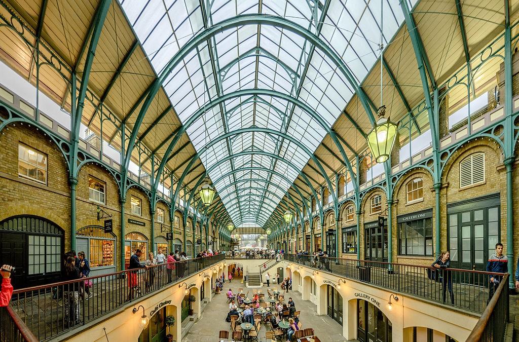 Covent Garden Market | © Henry Kellner / WikiCommons
