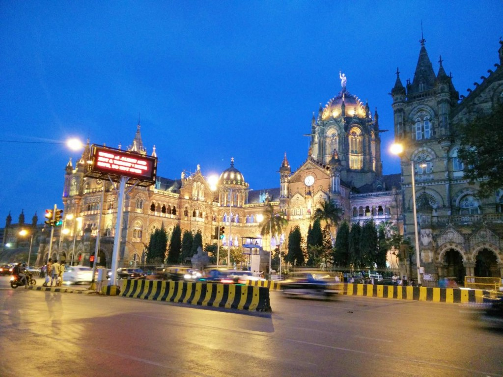 CST Station   © Out Of Focus Pictures