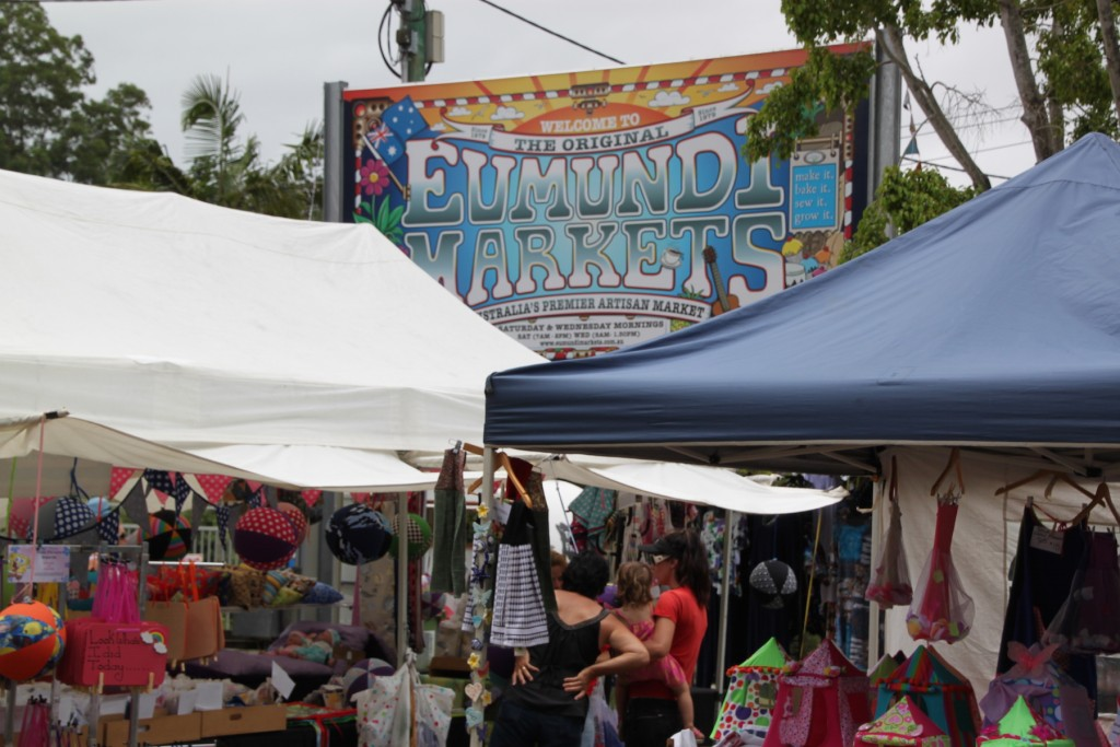 Eumundi Markets / ©Sally James