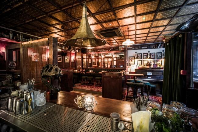 Cocktail Trading Company | Courtesy of Kapranos PR