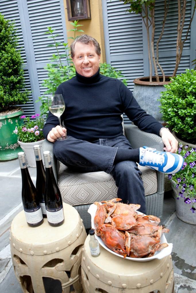 David Rosengarten wine expert | © Troy Amber/TLAStudio.com