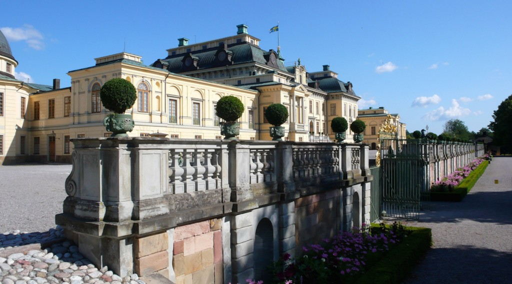 Drottningholm Palace was inspired by the Palace of Versailles © Jose Mesa / Flickr