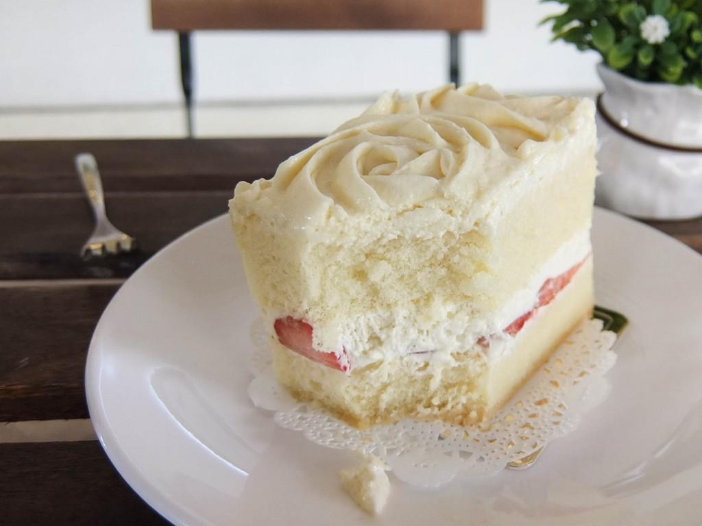 Strawberry Shortcake | © Amalina Liang