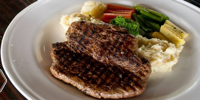 Rib-eye Steak | 898 Steaks & Grill, Electronic City