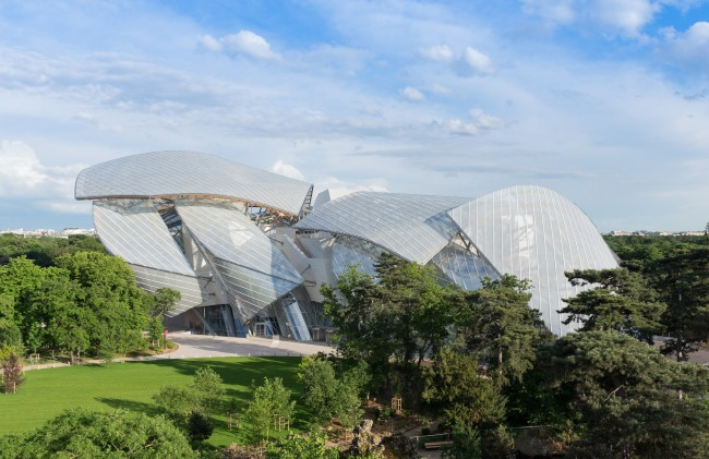 Fondation Louis Vuitton | © Forgemind ArchiMedia/Flickr