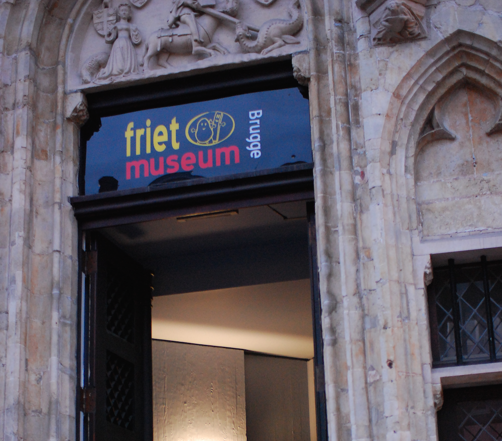 A museum has been dedicated to fries © Ricardo Samaniego / Flickr