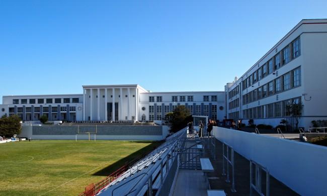 George Washington High School © Sandra Cohen-Rose and Colin Rose/Flickr