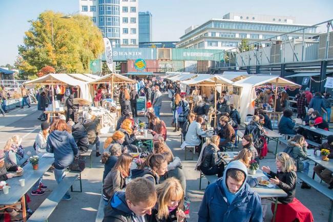 The Green Market Image courtesy of Green Market Berlin