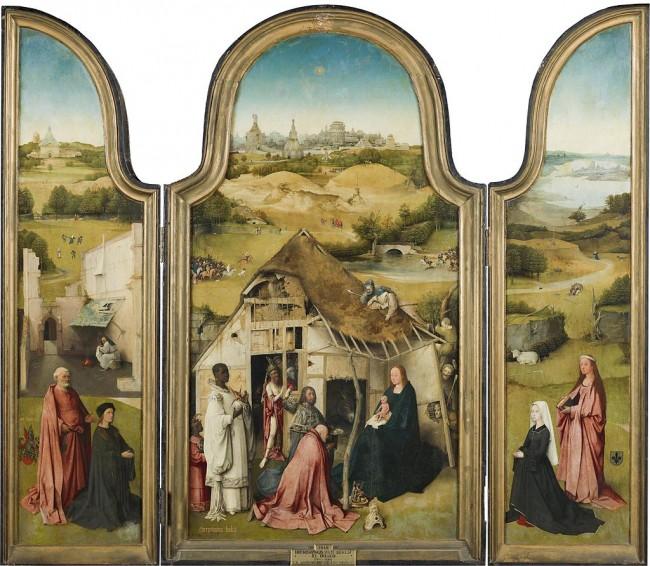 Adoration of the Magi by El Bosco | Public Domain / WikiCommons