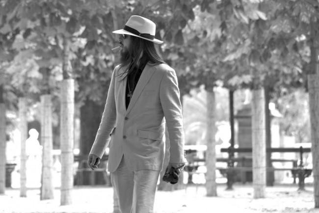 Stylish Guy Strolling Through Luxembourg   © Thomas Ricker/Flickr