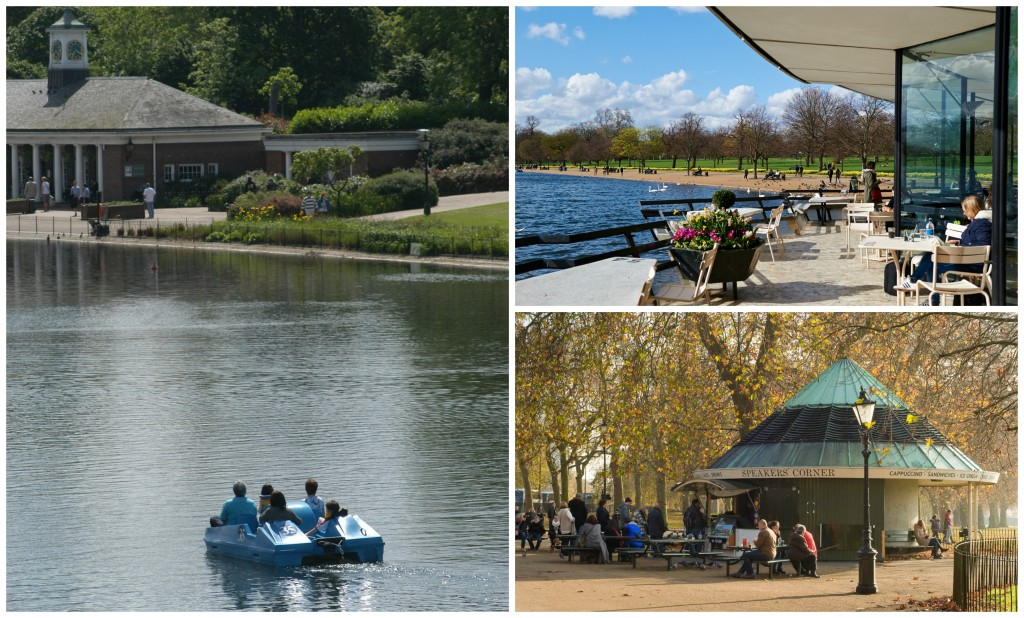 Hyde Park Collage
