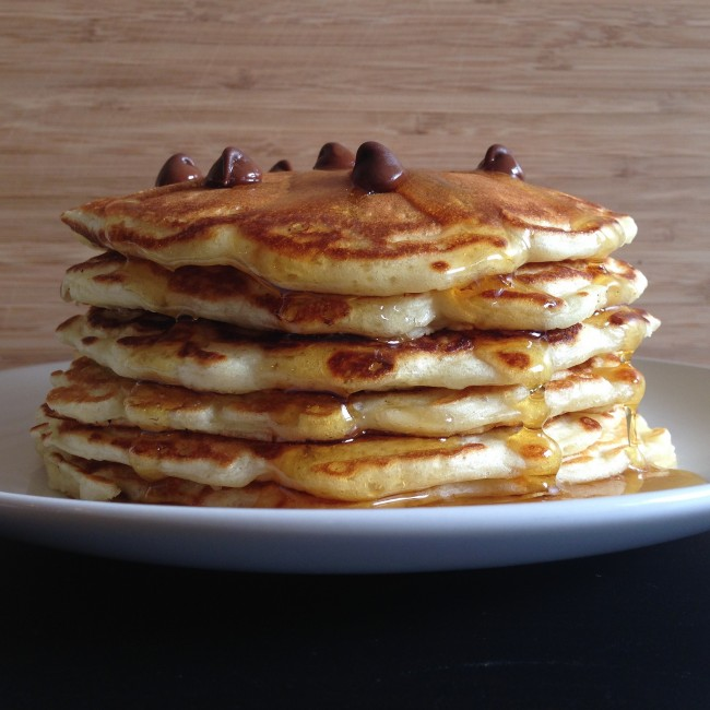 Chocolate Chip Pancakes | © Joy/Flickr