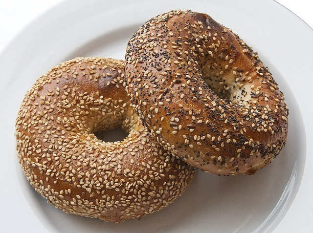 Sesame Seed Bagel | © Liz West/Flickr