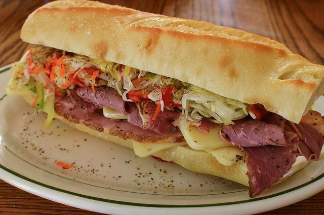 Submarine Sandwich | © jefferyw/Flickr