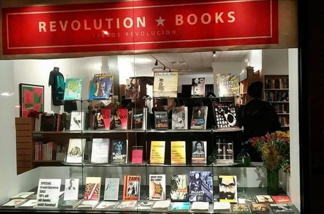 Image Courtesy of Revolution Books